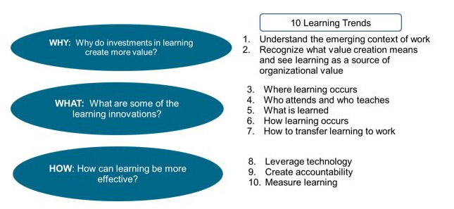 Creating Business Value Through Learning Innovations in a